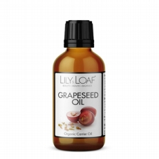 Grapeseed Organic Carrier Oil 50ml